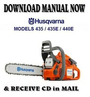 Husqvarna Chainsaw 181 Repair Workshop Service Manual CD