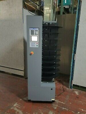 Duplo DC - 10/60 Air Suction Feed 10 Bin Collating Tower