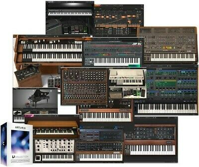 Arturia V Collection 7 2020 (Windows) NEW 2020
