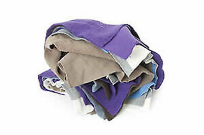 5KG / 10KG Mixed Coloured Sweatshirts Bundle of Recycled Rags