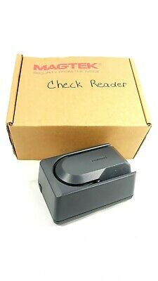 Magtek Mini-MICR Check Reader USB interface w/ Keyboard Emulation 22523009