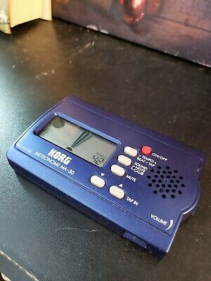 Korg Digital Pocket Metronome MA-30