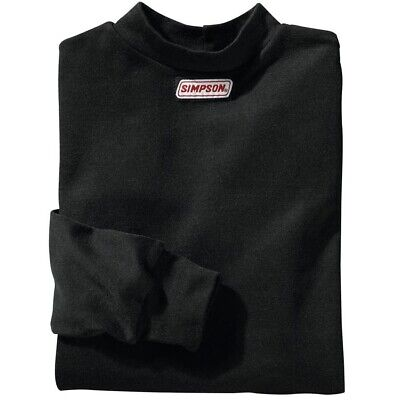 SIMPSON SAFETY Carbon X Underwear Top XX-Large Long Sleeve 20600Z