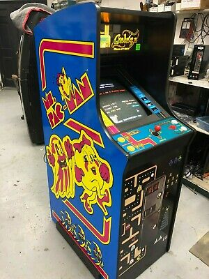 Mrs Pacman/Galaga Class of 1981 mini upright