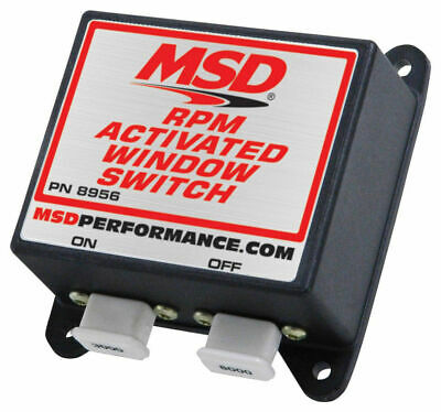 MSD IGNITION RPM Activated Window Switch 8956