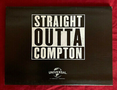Straight Outta Compton 2015  For Your Consideration Fyc  Dvd  Ice Cube