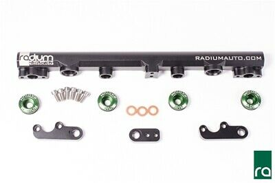 RADIUM AUTO Fuel Rail, Top Feed Conversion for Nissan SR20VE #20-0331
