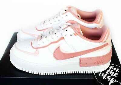 NIKE AIR FORCE 1 Shadow Gr. 40,5 Pale Ivory EUR 150,00