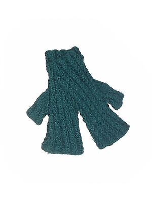 Unbranded Women Green Gloves One Size