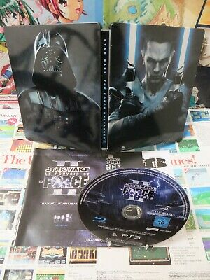 Playstation 3 PS3:Star Wars - The Force Unleashed II [EDITION STEELBOOK] Fr