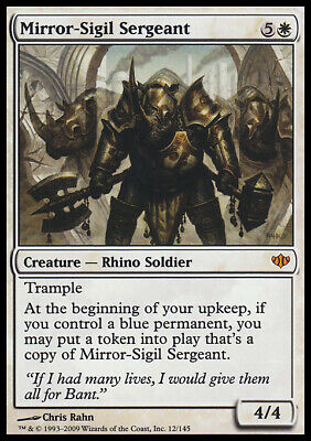 Knight of the Reliquary Near Mint Normal English Magic Card Conflux MTG TCG