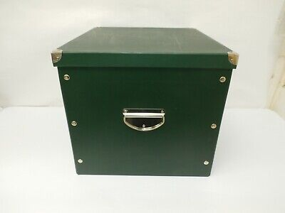 Byers Choice Caroler Condo Storage Box Holds up to 12 ADULTS w//Handles /& Lid NEW