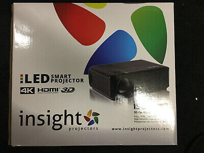 InSight LED Smart Projector IS670