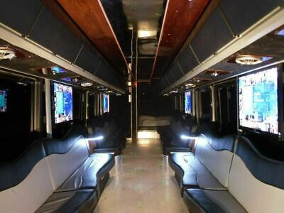 2012 party bus limo coach conversion