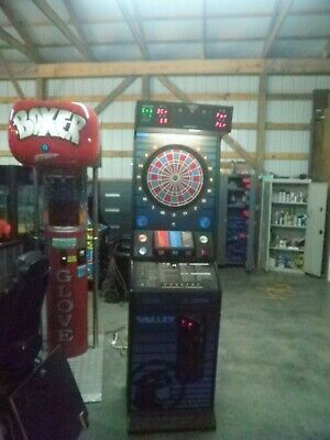 1 Valley Cougar 8 Dart Game Latest Model All Working Fine