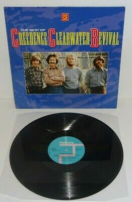 The Best Of Creedence Clearwater Revival Volume 2 - 1988 Fantasy/Ace Lp