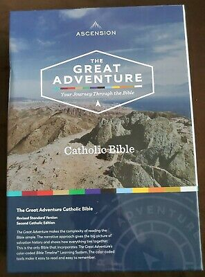 Ascension The Great Adventure Your Journey Through The Bible Catholic Bible...