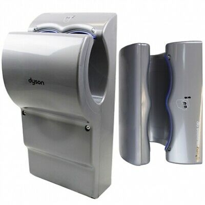 New Best Buy Dyson Airblade Ab14 Hand Dryer In Grey - Grey Abs Casing 661Mm H X