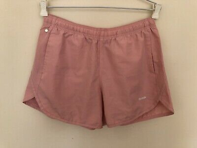 Solar Pink Womens Reebok Crossfit One Series Graphic Shorts AA1481