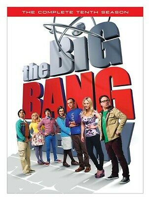 The Big Bang Theory: The Complete Tenth Season (DVD) *NEW**