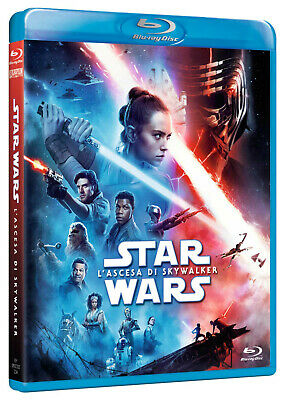 Star Wars Episodio IX - L'ascesa di Skywalker (Blu-Ray Disc + Bonus Disc)