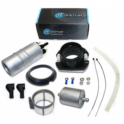 Quantum Intank Fuel Pump w/Filter, Tank Seal for BMW K100 EFI 82-92 #16121461576