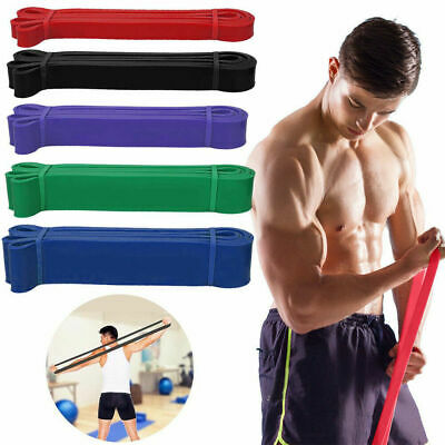DD Fitness Heavy Duty Resistance Bands Assisted Pull Up Band Lifting Exercise
