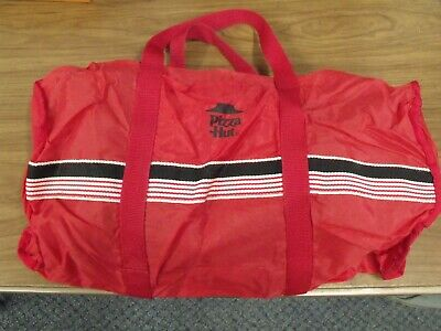 Vintage - Pizza Hut Small Duffle / Tote Bag