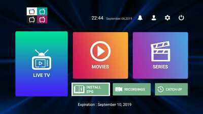 Ip Tv Subscription 1 Year