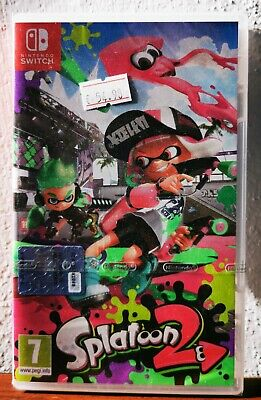 Splatoon 2 - Nuovo - Nintendo Switch