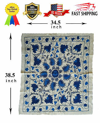 Hand Embroidery Vintage Uzbek Wall Hanging Best Gift Suzani SALE WAS $299.00