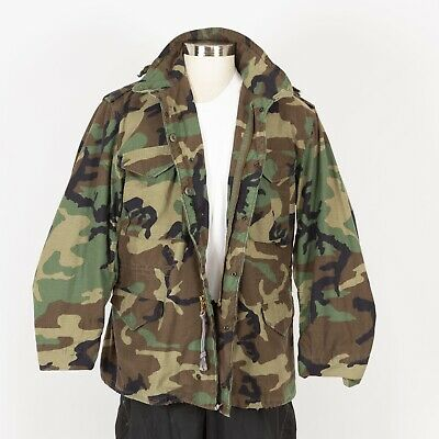 M65 Cold Weather Field Jacket Size L Large