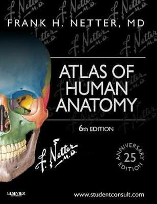 Netter Basic Science: Atlas of Human Anatomy by Frank H. Netter (Paperback,...