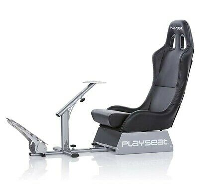 Playseat Evolution Gaming Chair Playstation PS4 PS3 Xbox 360 One PC  Black