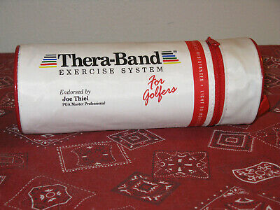 *****Genuine Thera-Band Resistance Exercise Training System For Golfers*****