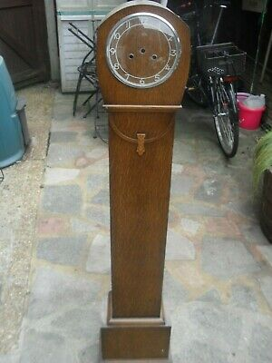 Grandmother Grandaughter Clock CASE ONLY romford collection