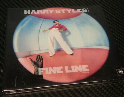 Harry Styles Fine Line CD Album 2019 Physical Factory Sealed BRAND NEW