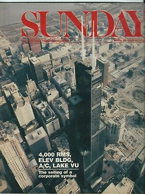Chicago Tribune Sunday Magazine Sears Tower