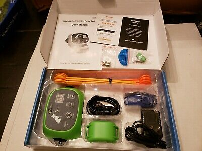 Petpal  Wireless Electric Pet Fence Kd-661C New