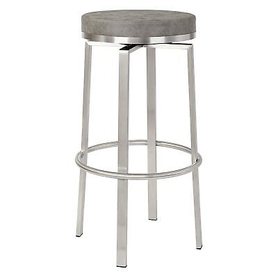 OSP Designs Counter Stool, Taupe