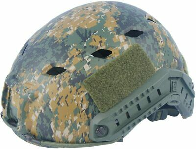DLP Tactical ImpaX Pro Fast Bump Helmet (Digital Woodland)