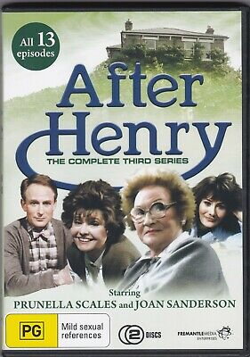 After Henry - The Complete Third Series - DVD (2 x DVD Region 4 PAL)