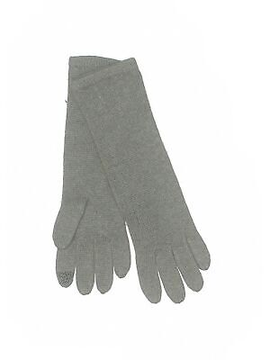 Hannah Rose Women Green Gloves One Size