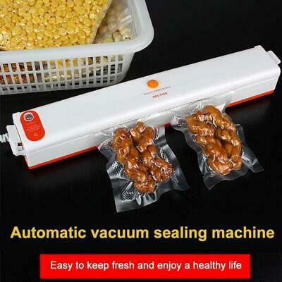 Vacuum Sealer Household Food Saver Storage Bags Heat Packaging Machine Sealing