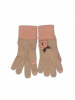 Assorted Brands Women Brown Gloves One Size