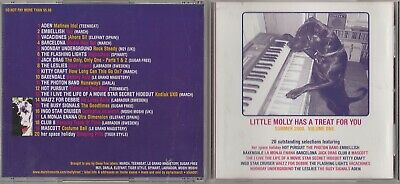 LITTLE MOLLY HAS A TREAT FOR YOU Summer 2000 Volume One Various CD VG++