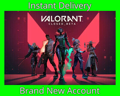 Valorant Account ✔️ EU Region ✔️ Full Access ⚡INSTANT DELIVERY⚡