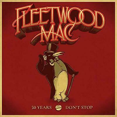 Fleetwood Mac - 50 Years - Don't Stop [New & Sealed] 3 CDs