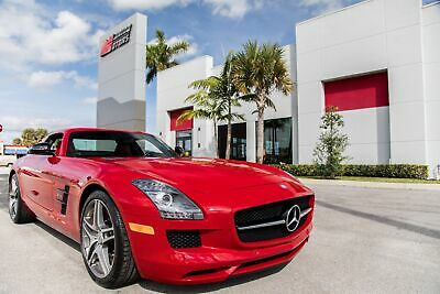2014 Mercedes-Benz SLS AMG GT 2014 SLS AMG GT - ULTRA RARE COLOR COMBINATION - VERY WELL MAINTAINED