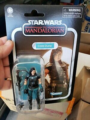 Cara Dune Vintage Collection Star Wars The Mandalorian Action Figure *IN STOCK